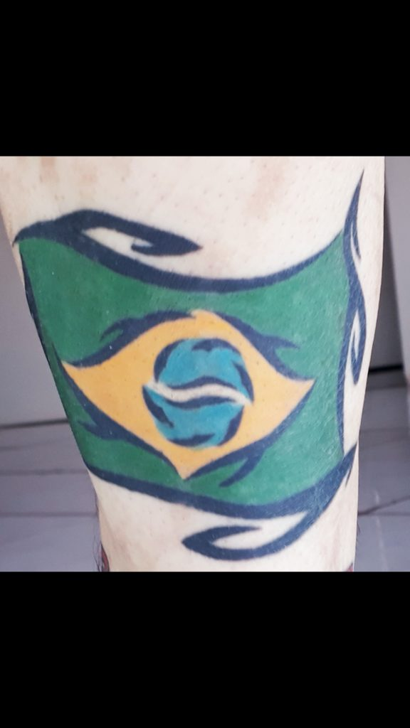 YELLOWHEMP BRAZIL TATOO